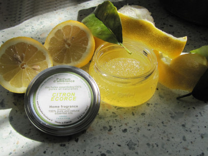 Diffuseur 65 ml  Citron Ecorce