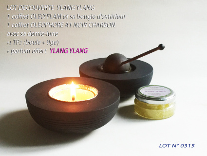 LOT DECOUVERTE YLANG YLANG
