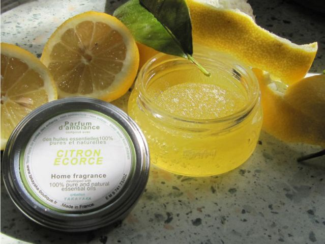 ecorce de citron bienfaits